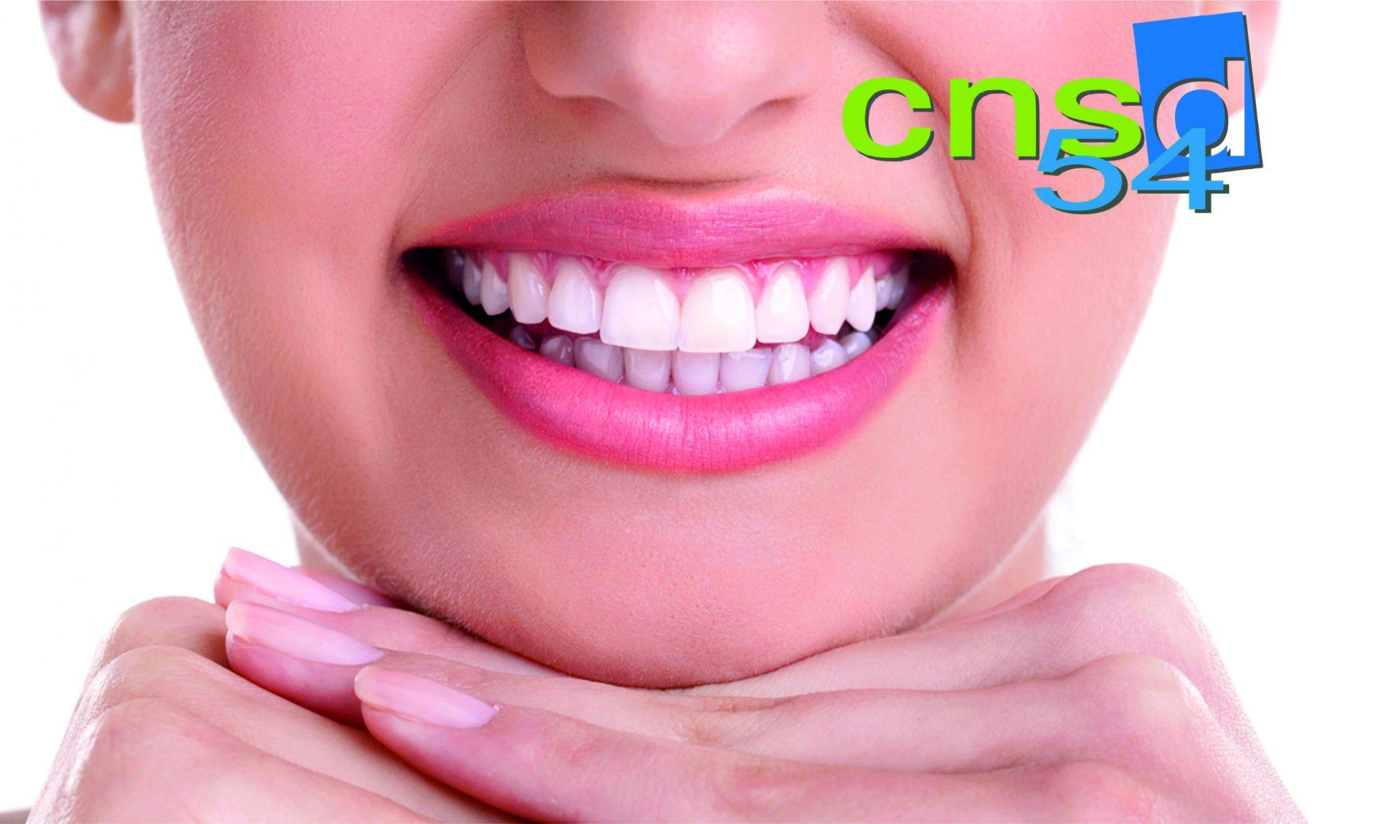 Confédération Nationale des Syndicats Dentaires 54